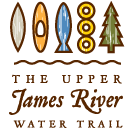 Upper James River Water Trail Logo